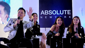 Absolute New York now in Manila