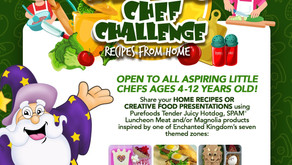 Cook your way to greatness with Enchanted Kingdom's Kiddie Chef Challenge 2020