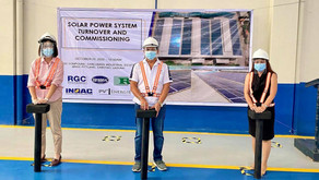 RGC Group, Uratex Philippines expands use of solar renewable energy in plants nationwide