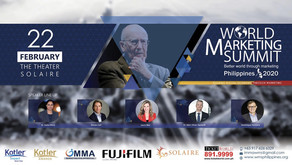 Harnessing Filipino marketing creativity at World Marketing Summit 2020