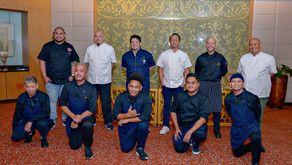 EASTWOOD RICHMONDE HOTEL CONCLUDES FIRST KITCHEN MASTERS: HOME EDITION COMPETITION