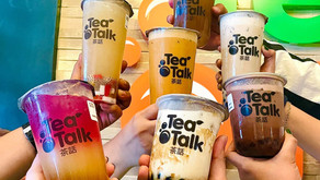 Skin Magical couple launched milk tea business