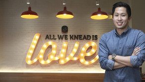 ALL WE KNEAD IS LOVE!