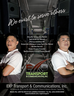 EXP Transport & Communications, Inc.