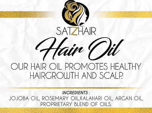Hair Growth & Scalp Oil