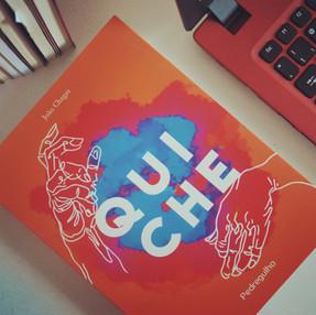 Paz, Sol e Quiche - entrevista com João Chagas