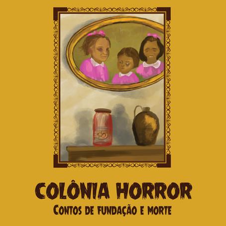 Professores lançam livro de zumbis no Espírito Santo colonial pela lei Rubem Braga