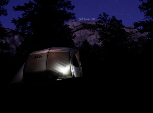 COVID Camping, 2020