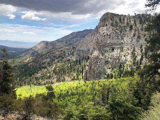 A Favorite Vegas Escape: Cathedral Rock Trailhead