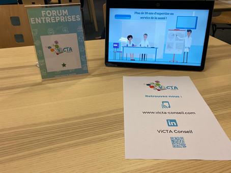ViCTA Conseil va à la rencontre des étudiants