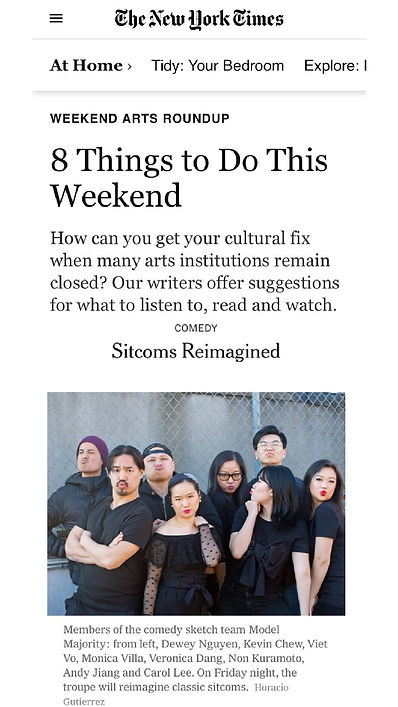 Monica in the New York Times.jpg