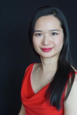 red dress headshot 2