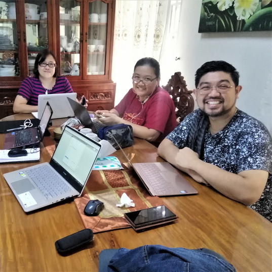 091819 WORKSHOP ON FINALIZING RESEARCH T