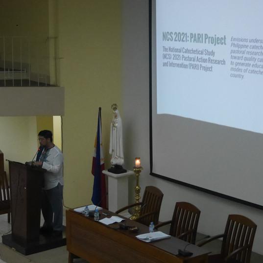 NCS presentation 119th CBCP Plenary 8.JP