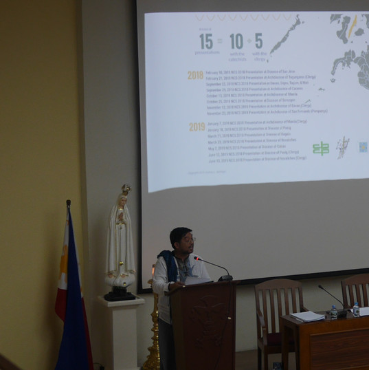 NCS presentation 119th CBCP Plenary 4.JP