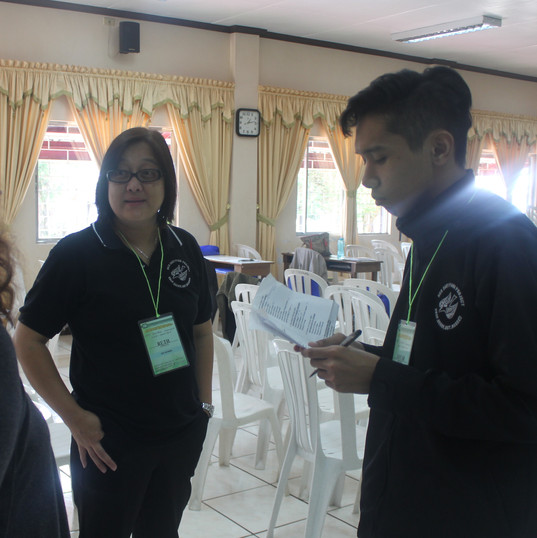 100119 NCS ORIENTATION AND PILOT-TESTING
