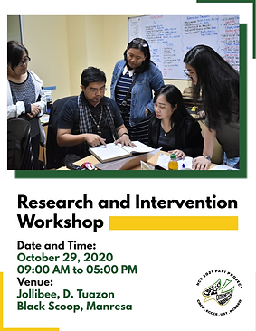 102920 WORKSHOP ON RESEARCH & RIO PAGE 1
