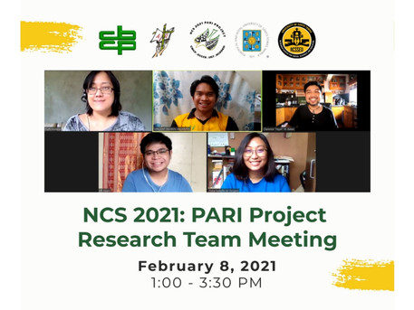 Research Team Meeting