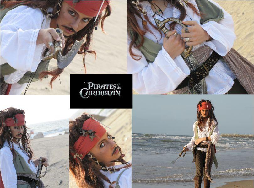 Jack Sparrow בתי בת ה 10 כ