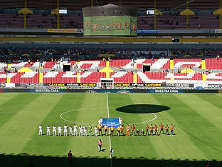 Estadio Jalisco, Guadalajara, Mexico