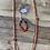 Thumbnail: Collier long orange