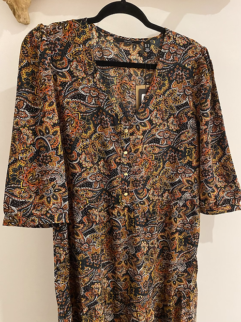 Robe longue ancle dress