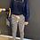 Thumbnail: Pantalon rayure