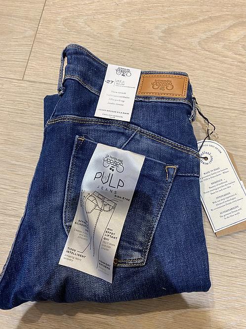 Jeans pulp le temps des cerises