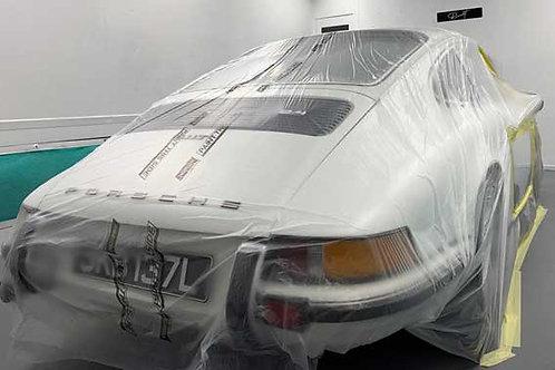 Classic Porsche Restoration & Paintwork Services