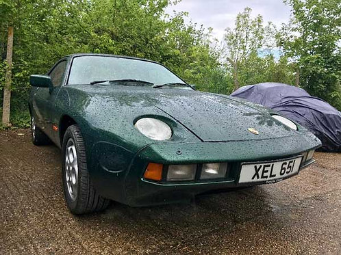 1979 Porsche 928  Series 1 Auto Restored and very collectible!