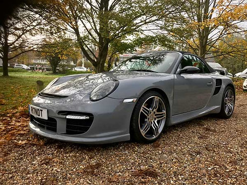 SOLD -- Porsche 997 2005 Tiptronic Convertible...Black Edition