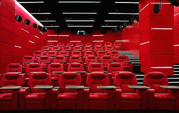 Кинотеатр в центре Москвы