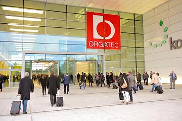"Выставка ""ORGATEC 2014"""