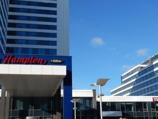 Первый в Москве отель Hampton by Hilton открывает свои двери