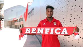 Interview de Mahamadou Keita, ailier gauche 🇫🇷 au Benfica Lisbonne.
