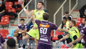 Interview de Lucas Meyffret, demi-centre au Angers SCO handball