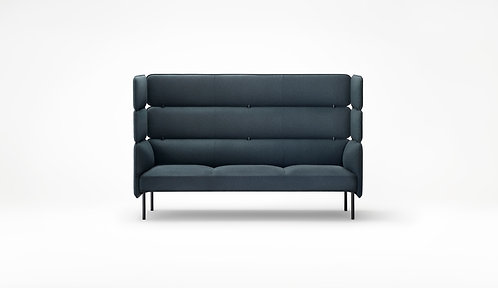 ADAPT 3 Seater High-Back Lounge POA