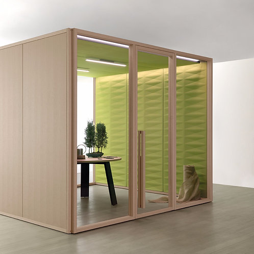 CITTERIO SPA - freestanding office TYPE 3