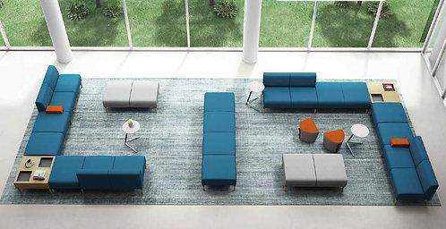 LINEA modular seating -POA