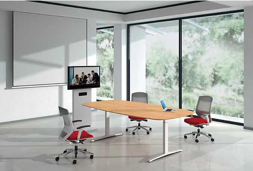 Integra-L Meeting Table-POA