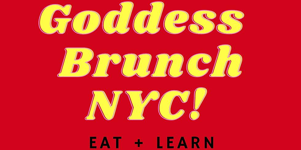 GODDESS BRUNCH NYC