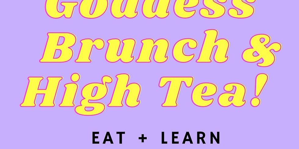 Goddess Brunch & High Tea ATL!