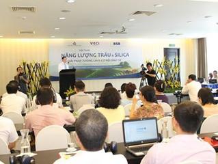 Hội thảo Năng lượng trấu & silica: Giải pháp tương lai & Cơ hội đầu tư