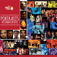 CD Portraits de chants d fêtes
