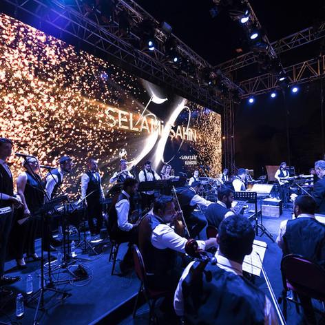 Selami Şahin 50. Sanat Yılı Konseri
