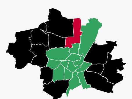 Kommunalwahlen - Stichwahl