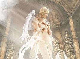天使のヒーリング