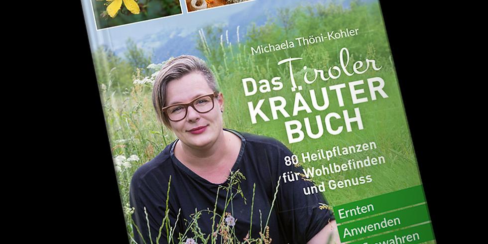 """Das Tiroler Kräuterbuch"" - Buchpräsentation"