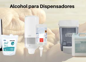 Alcohol Sanitizante para Manos