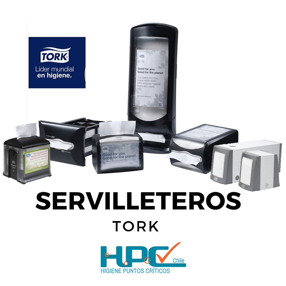 Servilletas TORK - HPC CHILE